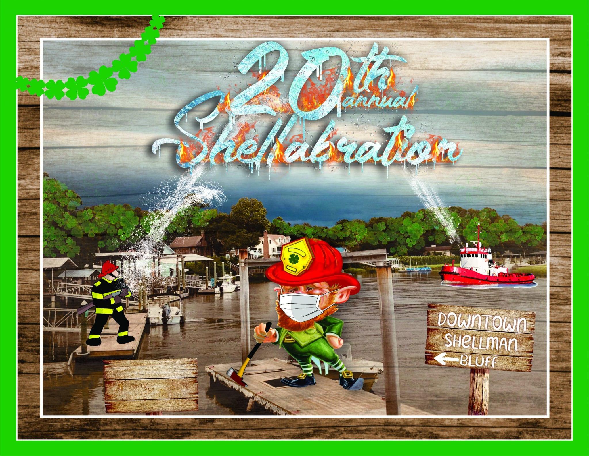 FOSB 2021 Shellabration Back